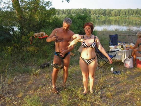 лагерь на рыбалке видео